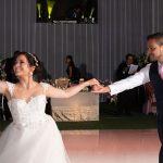El baile en la Boda Wendy y Ubiraci.