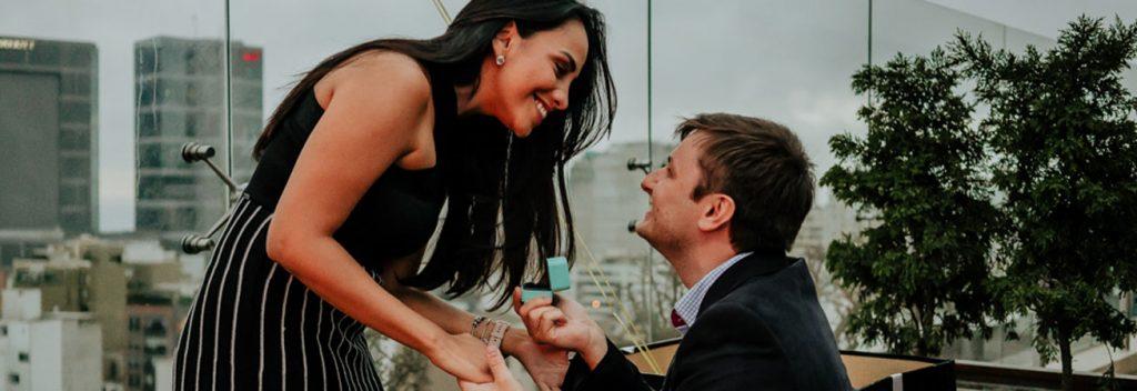 Pedida de mano Andressa y Bruno – Susana Morales