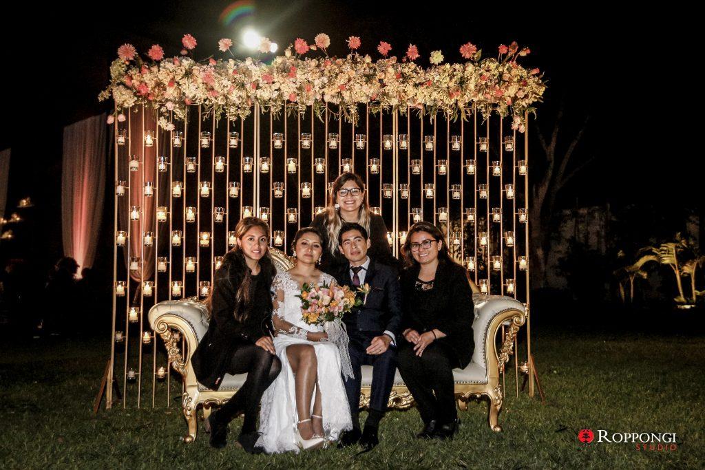 Equipo de bodas Chimbote - Susana Morales Wedding & Event Planner - Boda de Katy y Gerson 2019