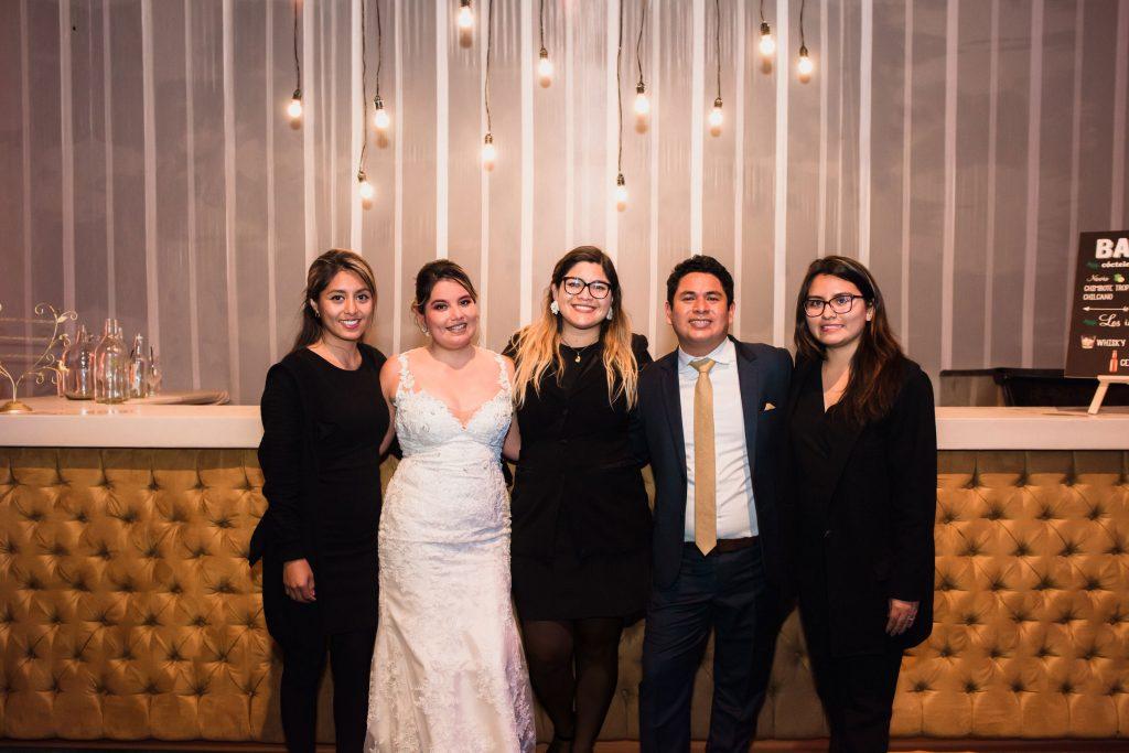 Equipo de bodas Chimbote - Susana Morales y su equipo de trabajo - Boda de Karen y Luis 2019