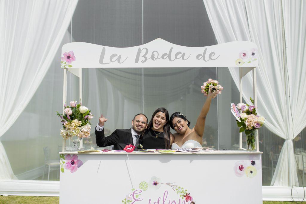 Boda de Evelyn y Santiago - Susana Morales Wedding & Event Planner